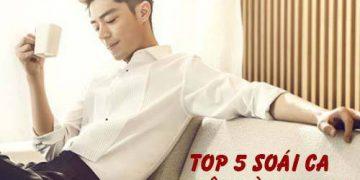 Top 5 soái ca ngôn tình được mê mẩn