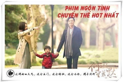 Những bộ phim chuyển thể ngôn tình Trung Quốc hot nhất