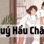 Tác giả Tuý Hầu Châu + list ngôn tình mới nhất 2019